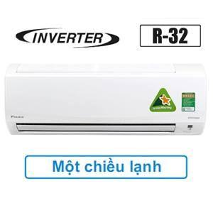 Điều hòa Daikin 9000BTU inverter R32 FTKQ25SAVMV Tiết kiệm điện