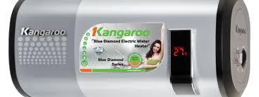 Bình nóng lạnh kangaroo 18L KG65