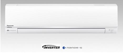 Điều hòa Panasonic 2 chiều 12000btu inverter Cs/Cu-YZ12UKH-8