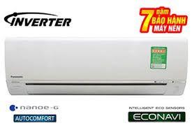 Điều hòa Panasonic 2 chiều 24000btu inverter Gas R410a Cs/Cu-E24RKH-8