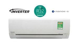 Điều hòa Panasonic inverter 18000btu 1 chiều Cu/Cs-XPU18XKH-8 Model mới nhất