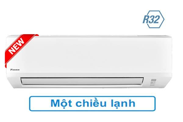 Điều hòa Daikin 1 chiều thường ga R32  9000BTU FTC25NV1V-RC25NV1V