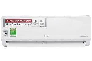 Điều hòa LG inverter 10000btu 1 chiều V10ENW tiết kiệm điện